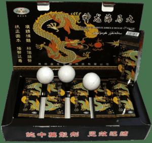 Китайские шарики