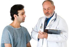 Осложнения варикоцеле