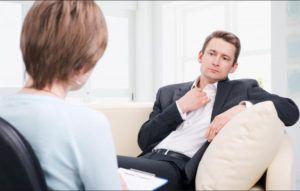 С психологическими проблемами поможет справиться психолог