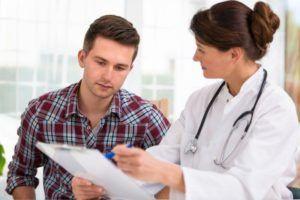 Если препараты при лечении влияют на эрекцию, необходимо посоветоваться с врачом-урологом