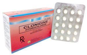 Клонидин, назначаемый при гипертонии, ослабляет потенцию