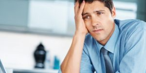 Поведение мужчины импотента зависят от стадии и прогрессирования болезни