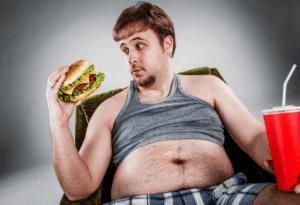 Лишний вес влияет на половую активность