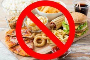 Врачи рекомендуют отказаться от полуфабрикатов и консерванты