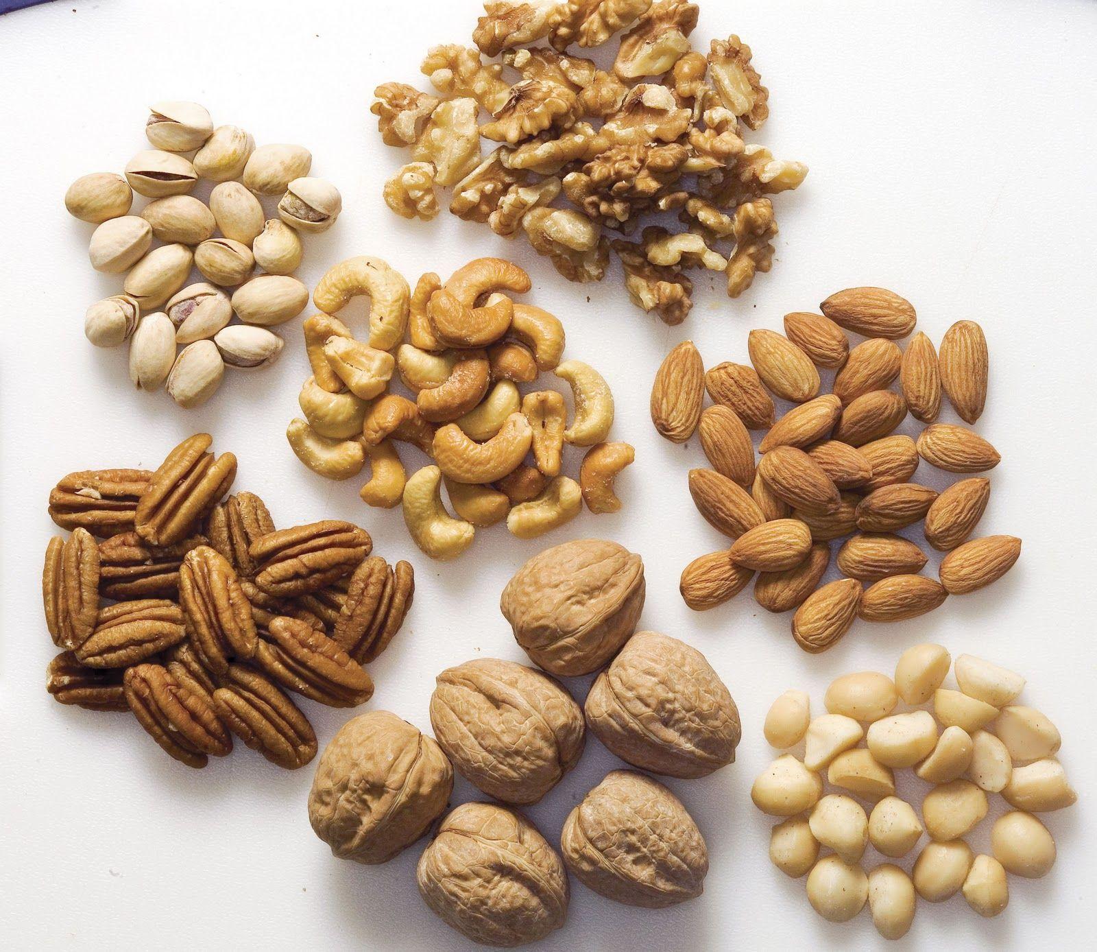 Ореховая диета для похудения фото