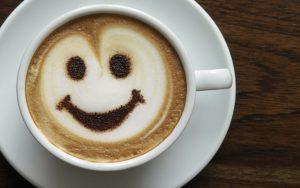 Пить кофе рекомендуется утром