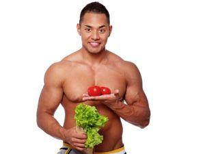 в период лечения мужчине необходимо соблюдать принципы правильного питания