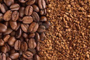 Натуральный кофе намного полезнее растворимого