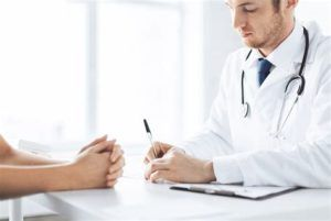 Консультыция у врача