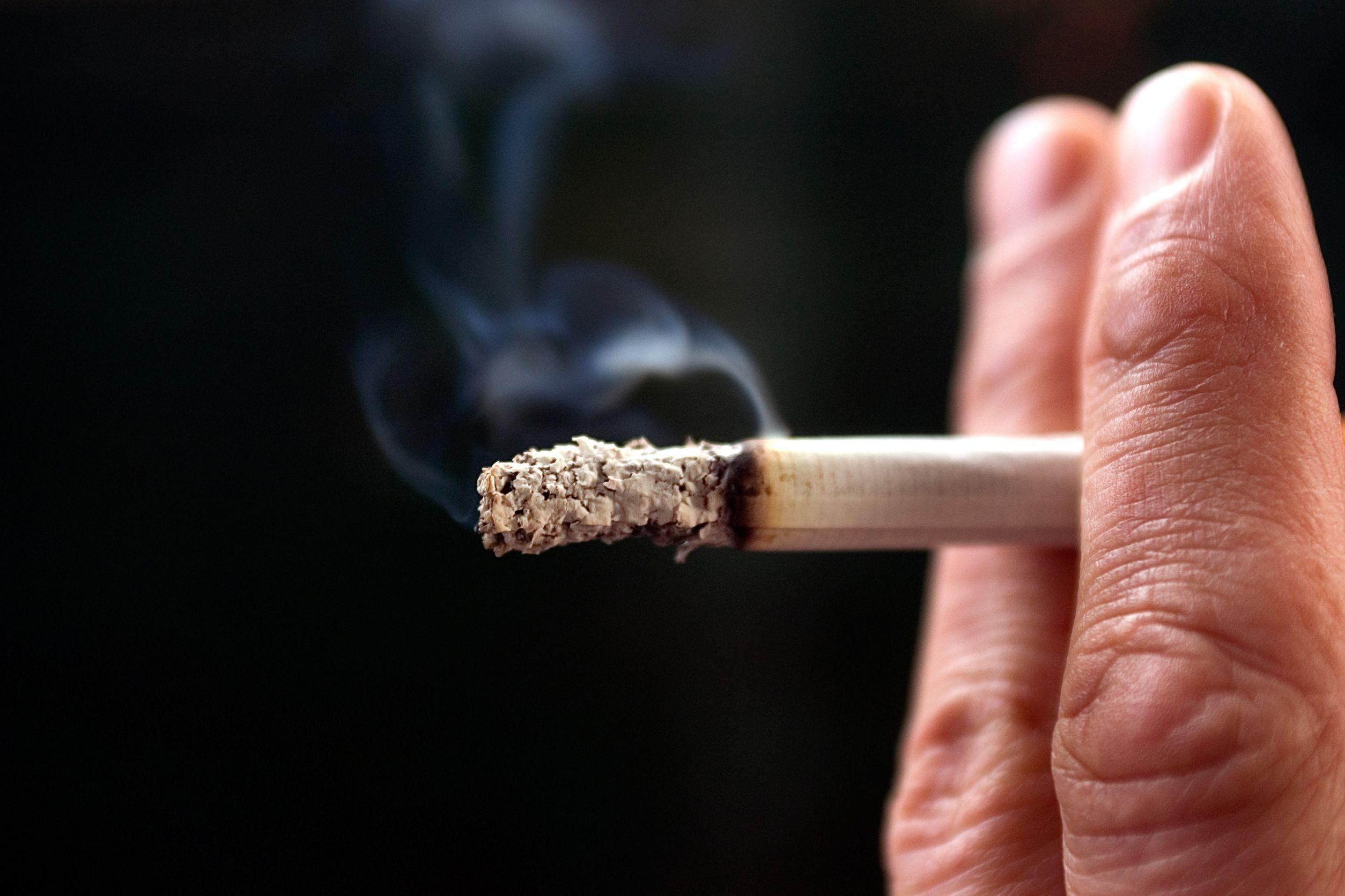 Картинки о курении, годом вероника