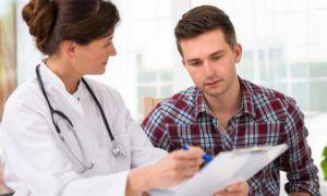 Схему диагностических исследований определяет врач
