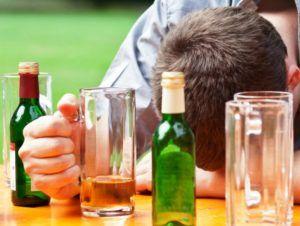 Злоупотребление спиртными напитками может вызвать акиноспермию