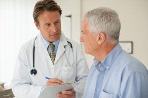 уролог и пациент