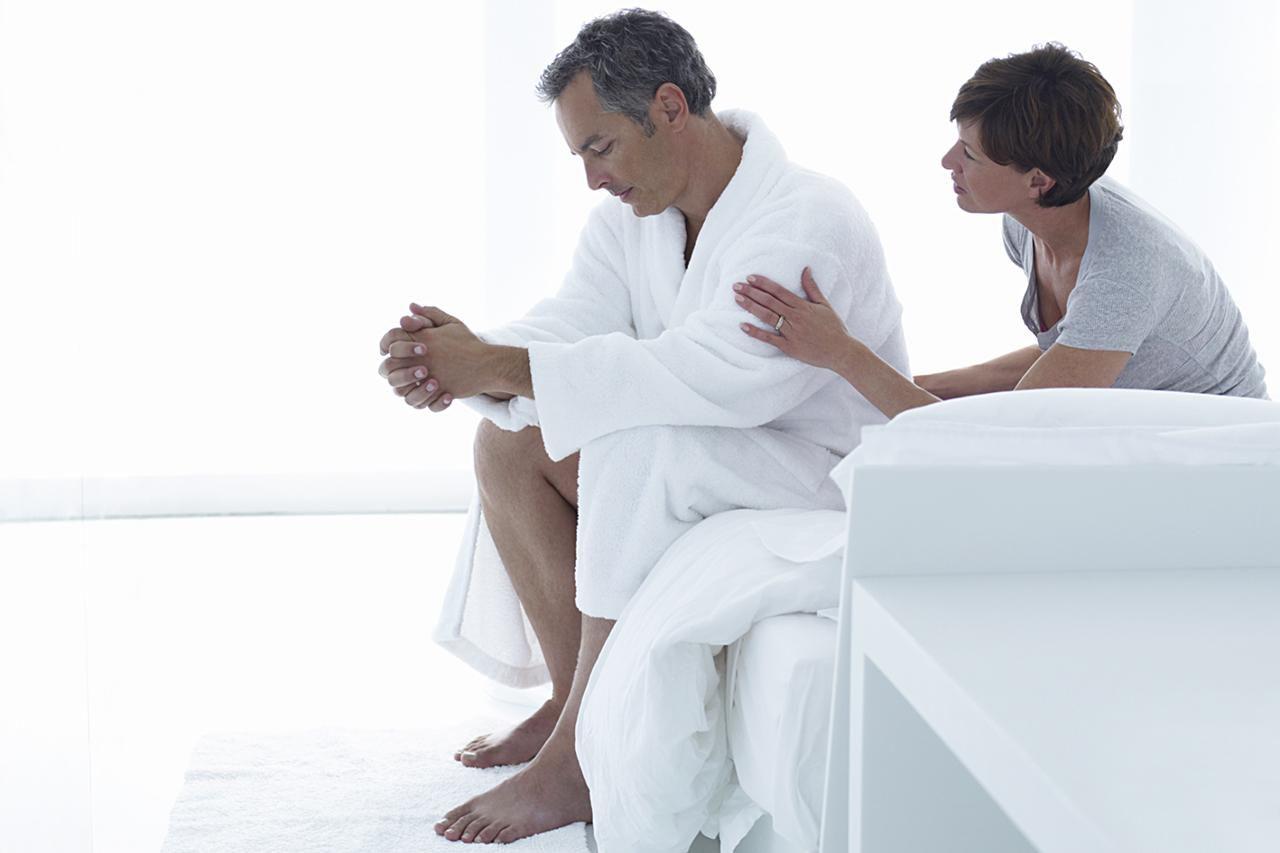 Лечение слабой потенции у мужчин