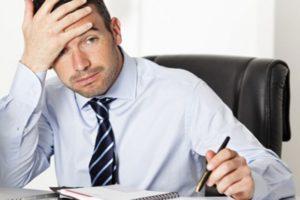 Хроническая усталость и стрессовые состояния часто становятся причиной эректильной дисфункции