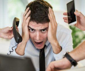 Стресс может влиять на ухудшение эректильной функции мужчины