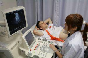 ультразвуковое исследование органов таза