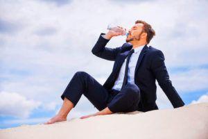 жажда у мужчин