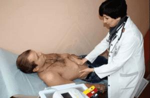 Профилактический осмотр у врачей