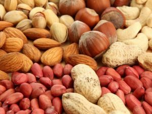 Орехи повышают эрекцию у мужчин