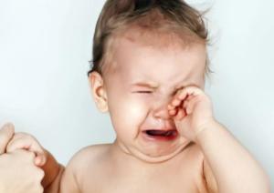 Раздражительность и плаксивость ребенка