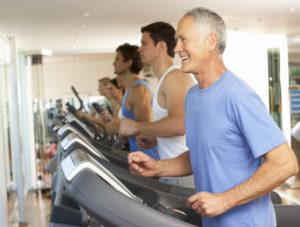 Физическая активность мужчин