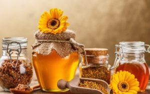 Продукты пчеловодства повышают потенцию