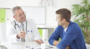 Курс терапии и препараты назначает врач