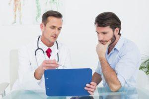 Лечение должен назначать врач